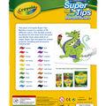 Crayola Super Tips Marker Set-20PK