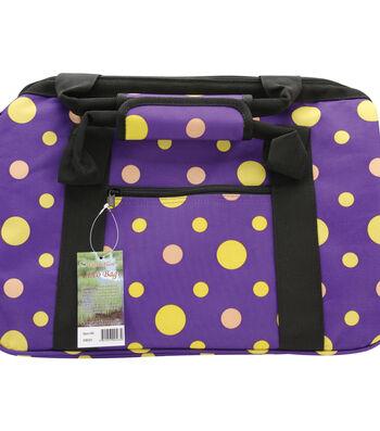 """JanetBasket Eco Bag 18""""X10""""X12""""-Twilight"""