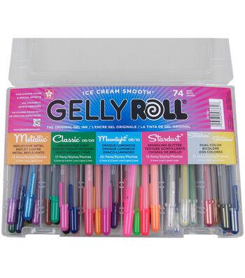 Sakura 74pcs Gelly Roll Pens Gift Set