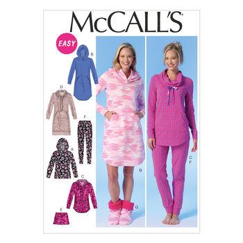 McCall's Misses Sleep & Lounge-M7061