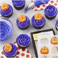 Wilton Jack-O\u0027-Lantern Pumpkin Gummy Decorations