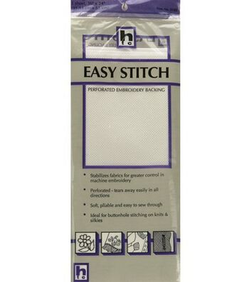 Easy Stitch Perforated Tearaway Backing