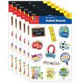 Creative Teaching Press Student Reward Stickers 6 Packs