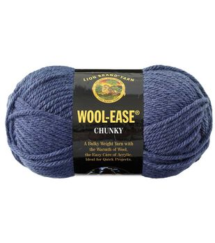 Lion Brand Wool-ease Chunky Yarn
