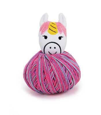 DMC Unicorn Top Lovey Kit