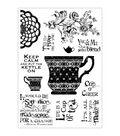 Darcie\u0027s Clear Stamp Set-Cup Of Tea