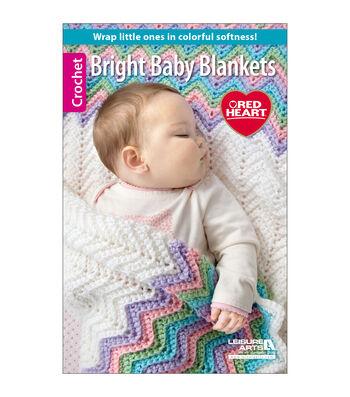 Bright Baby Blankets Crochet Book