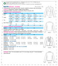 Kwik Sew Pattern K4191 Misses\u0027 Shawl Collar, Closure Jackets-Size XS-XL
