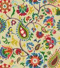 Waverly Lightweight Decor Fabric 54\u0022-Siren Song/Majestic