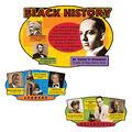 TREND enterprises, Inc. Black History Bulletin Board Set, 2 Sets