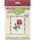 RIOLIS Happy Bee 5\u0027\u0027x6.25\u0027\u0027 Counted Cross Stitch Kit-Elizabeth