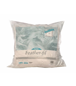 """Fairfield Feather-Fil Feather & Down Pillow 27"""" x 27"""""""