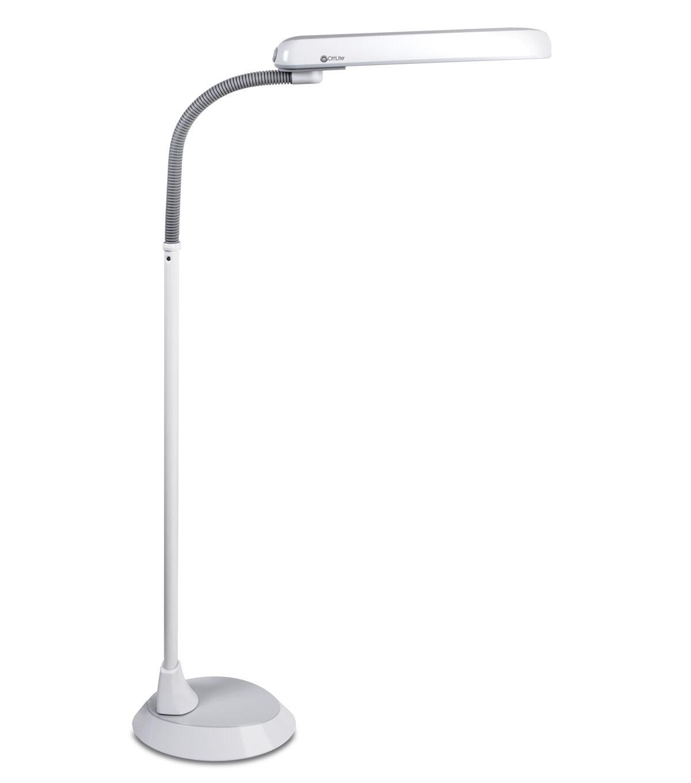 OttLite High Definition Craft Plus Floor Lamp