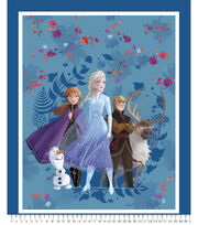 Disney Frozen 2 Fabric Panel-Friends Forever, , hi-res