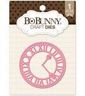 BoBunny Essentials Dies-Tick Tock