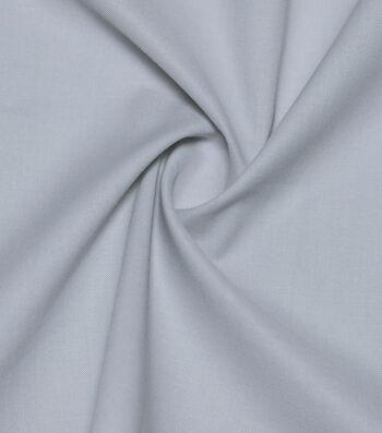 "Premium Cotton Fabric 44""-Astrid Gray"