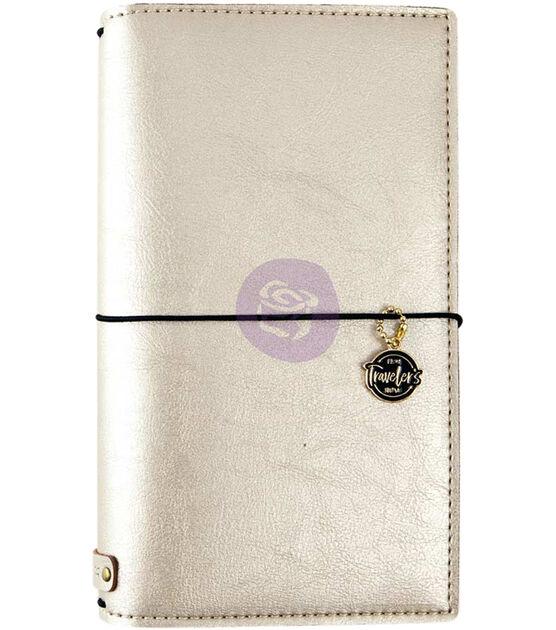 Prima Traveler's Journal Starter Set Sandy, , hi-res, image 1