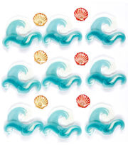 Jolee's Boutique Stickers-Repeat Waves, , hi-res