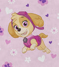 Nick Junior Paw Patrol Fleece Fabric 61\u0027\u0027-Pup Power