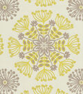 Home Decor 8\u0022x8\u0022 Fabric Swatch-Waverly Kaleidoscope Sterling