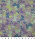 Quilter\u0027s Showcase Cotton Fabric-Butterflies Lavender