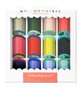 Sulky Cotton + Steel Wildflower 12 pk Threads