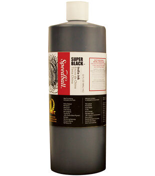 Speedball Super Black India Ink-32oz