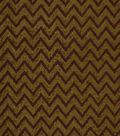 Home Decor 8\u0022x8\u0022 Fabric Swatch-Robert Allen Royal Chevron Henna