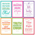Scholastic Inspirational African American Quotes Bulletin Board, 3 Sets