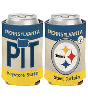 Pittsburgh Steelers Can Cooler Plate, , hi-res