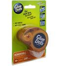 Glue Dots Removable Dispenser 200Ct