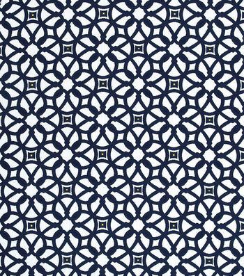 """Sunbrella Outdoor Fabric 54""""-Luxe Indigo"""