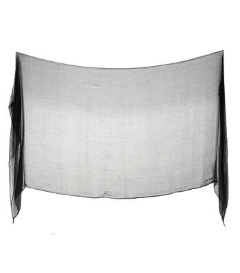 Maker's Halloween 150''x58'' Cheese Cloth-Black