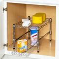 Honey Can Do Adjustable Shelf with Under Cabinet Organization