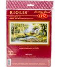 RIOLIS 16.25\u0027\u0027x9\u0027\u0027 Counted Cross Stitch Kit-Corner of Paradise