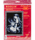 RIOLIS Counted Cross Stitch Kit 8.25\u0022X11.75\u0022-Temptation