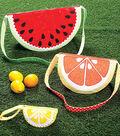 Kwik Sew Pattern K0216 Fruit Bags in Three Styles