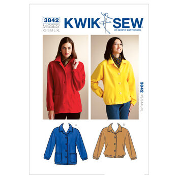 Kwik Sew Misses Jacket-K3842