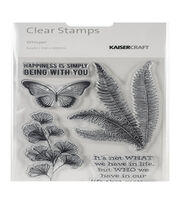Kaisercraft Whisper 5 pk Clear Stamps, , hi-res