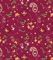 "University of Minnesota Gophers Cotton Fabric 43""-Bandana, , hi-res"