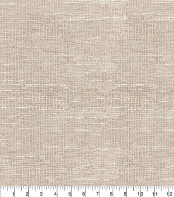 Kelly Ripa Home Upholstery Fabric 54''-Fossil All of the Above
