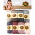 Lion Brand Vanna\u0027s Palette Bonbons Yarn 8/Pkg- Romantic