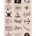Hero Arts Ink \u0027n Stamp Tub-Pirate