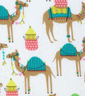 Novelty Cotton Fabric-Trendy Camels