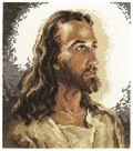 Janlynn Portrait Of Christ Cntd X-Stitch Kit