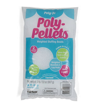 Poly-Pellets 32 oz. Weighted Stuffing Beads Bag