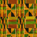 Ethnic Cloth Fabric -African Kente