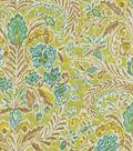 Home Decor 8\u0022x8\u0022 Fabric Swatch-Dena Ara Green Tea