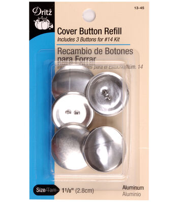 Cover Button Rfl 45