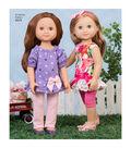 Simplicity Pattern 8574 14\u0027\u0027 Doll Clothes